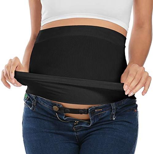 Postpartum Belly Band Black L product image