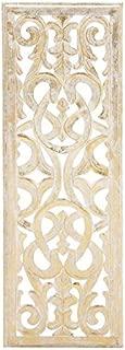 gold mirror panels