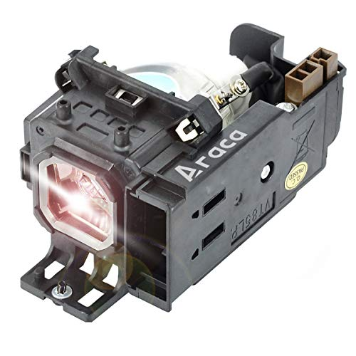 Araca VT85LP Projector Lamp with Housing for NEC VT695 VT595 VT491 VT580 VT480 VT590 VT490 VT495 Replacement Projector Lamp