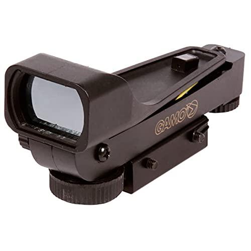 Mira Red Dot para carabinas, escopetas de balines y Rifles de Airsoft - Visor holográfico con Montura 11mm
