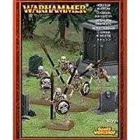 Games Workshop 99120207008 Warhammer - Figura de Guerrero Esqueleto (5 Unidades)