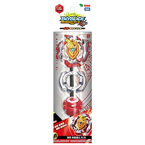 Young toys Beyblade Burst CHO-Z B-105 Z Achilles.11.XT with Launcher