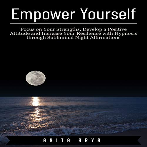 Empower Yourself audiobook cover art