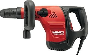 Hilti 3512856 TE 500-AVR Demolition Hammer Performance Package