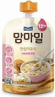 Maeil Mam'ma Meal Porridge Scallop and Tofu, 100g