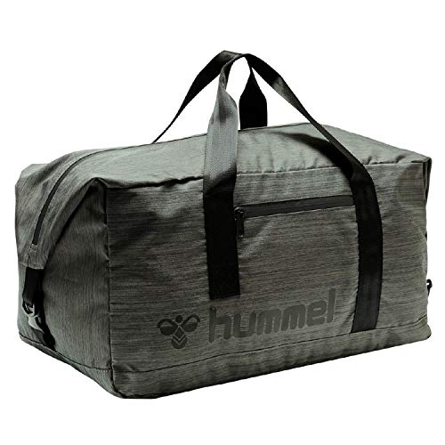 Hummel Sporttasche Urban Duffel Bag 207147 Black Melange L