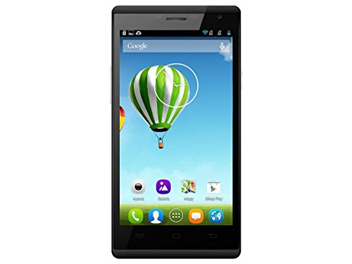 Haier EA0H63E01 Smartphone W858 (Android) schwarz