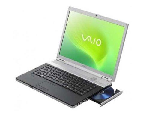 Sony Vaio -FZ31J 39,1 cm (15,4 Zoll) WXGA Laptop (Intel Core 2 Duo T7250 2GHz, 2GB RAM, 250GB HDD, nVidia GeForce 8600M GS, Blu-ray/DVD+/- RW DL, Vista Home Premium)