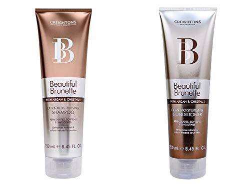 Creightons Mooie Brunette Kleur Verbeterende Shampoo & Conditioner (2-Pack)