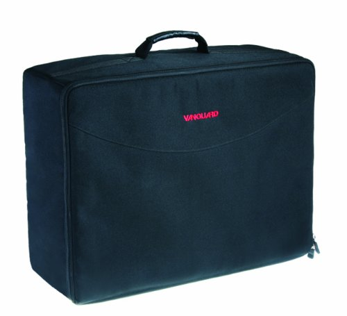 Vanguard Divider Bag 53 Customizeable Insert/Protection Bag for SLR DSLR Camera, Lenses, Accessories