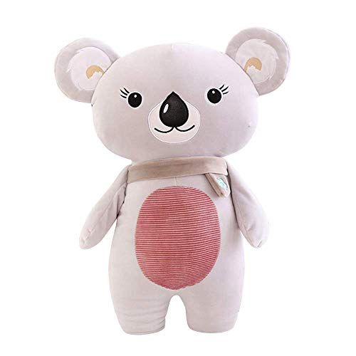 """Plush Toy-Stuffed Storage Bean Bag - """"Soft Comfy Fabric Kids Love - Monkey, Pig or Elephant - Replace Your Mesh Toy Hammock or hailing yuechuang"""