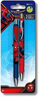 Marvel SpiderMan Gel Pens 2 Pk