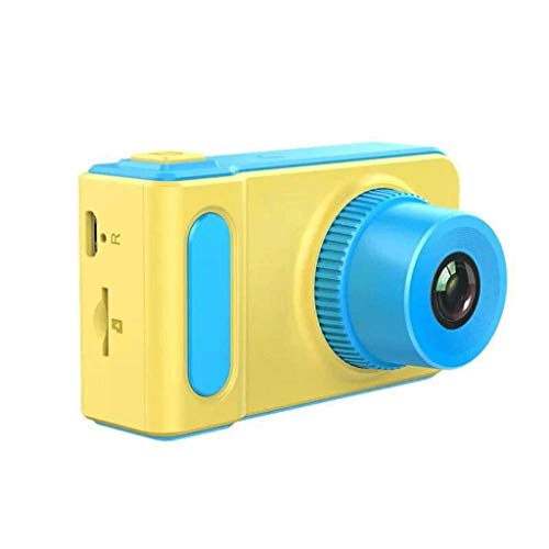 LKYBOA Kids Camera Toys for 5-9 Year Old, Shockproof Digital Cameras for Child Boys Girls, Compact Camcorder Best Birthday Festival Gifts for Kid (Color : A)
