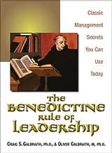 Best benedictine rule of leadership Reviews