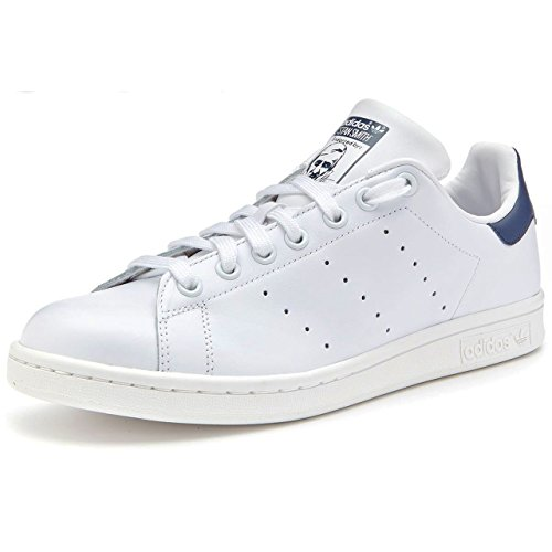 adidas(アディダス) スタンスミス M20325 Running White/New Navy(ホワイト×ネイビー) 26.5cm