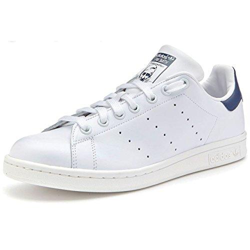 adidas(アディダス) スタンスミス M20325 Running White/New Navy(ホワイト×ネイビー) 23.0cm