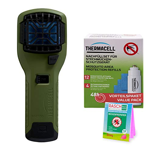 Thermacell -   Mr-300G + R-4 +