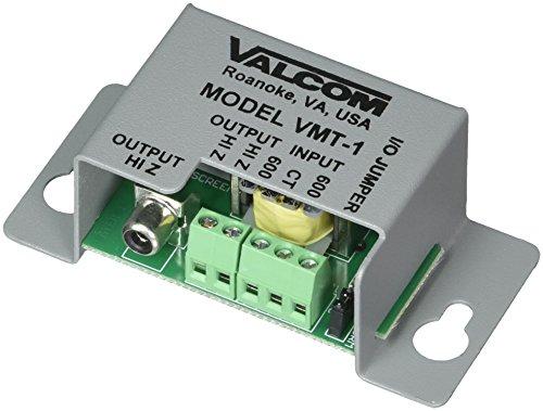 Valcom Input Matching Transformer VMT-1, grey
