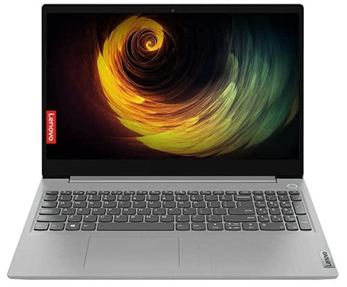 Portatile Lenovo IdeaPad 3 cpu i5 10th gen 4 Core 1,6 GHz, Notebook 15  Display FHD 1.920x1.080 Pixels, DDR4 8 GB, SSD M.2, Wi-fi, Bt, Win 10, A V, Platino (i5 256GB   39.6 cm (15.6 ))