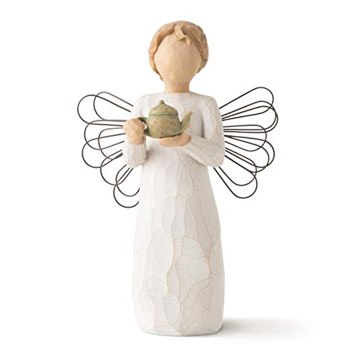 Willow Tree Angel of The Kitchen, Sculpted Hand-Painted Figure