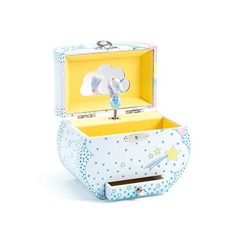 Musical Box- Carillon Licorne