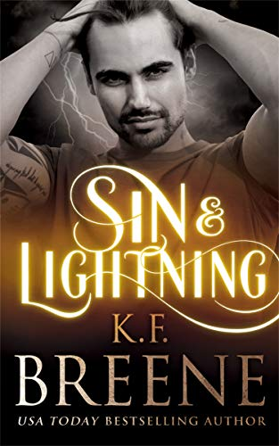 Sin & Lightning (Demigods of San Francisco Book 5)