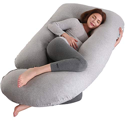BATTOP Pregnancy Pillow,Full Body Maternity Pillow...