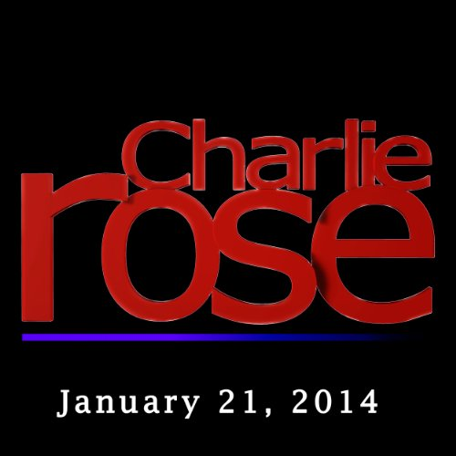 Charlie Rose: Bill Gates, January 21, 2014 audiobook cover art