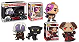Enter The Game of Dungeons + Dragons: Funko Pop! Bundle Asmodeus 575/ Minsc & Boo 574/ Store Exclusive Drizzt Do'Urden & Guenhwyvar Mega 4 Pack