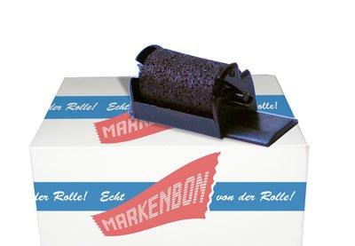 5 x Farbwalzen passend für Olympia CM 70 [schwarz] von markenbon (1 Karton mit 5 Stück)