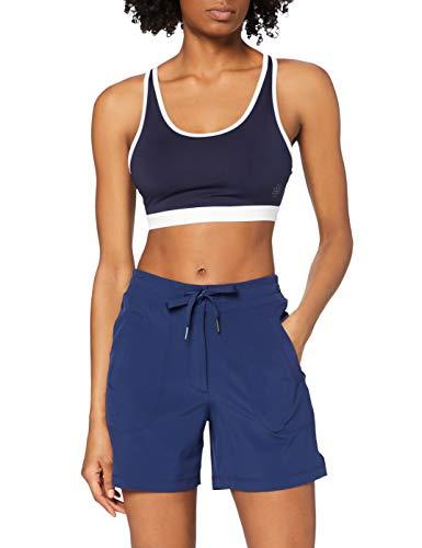 AURIQUE BAL1226 Pantalones Cortos Deportivos, Azul Oscuro, 38