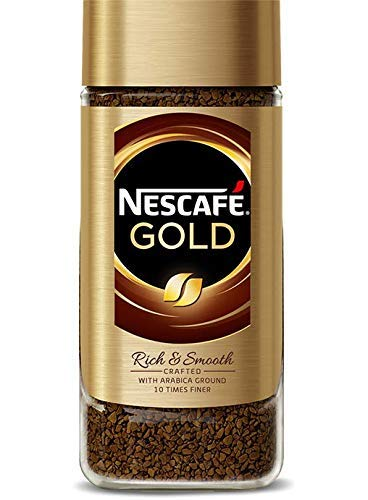 Nescafe Gold 200 gr 7 Oz