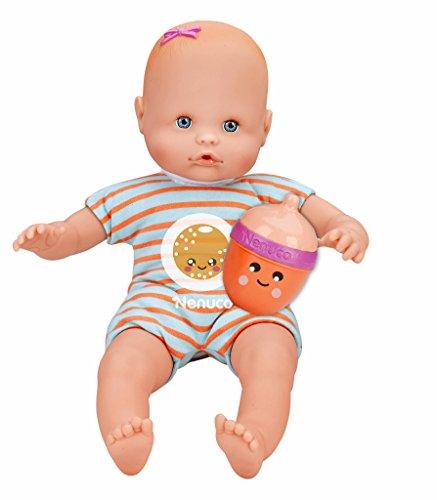 Nenuco - Mi pequeño, muñeca Con Biberón Sonajero y Pijama