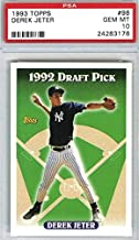 Best topps 1992 draft pick derek jeter Reviews