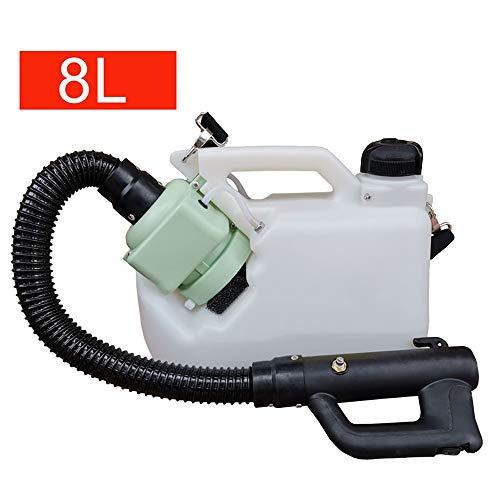 LYY 8L tragbare elektrische ULV Desinfektion Sprayer Fogger Maschine für Krankenhäuser Hauptschule für Desinfizieren/Sterilisation/Luftbefeuchter/Mosquito Pest Control (110 / 220V)