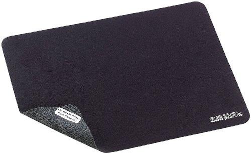 PEARL Laptop Schutztuch: 3in1 Mikrofaser-Mauspad, Display-Schutz & Reinigungs-Tuch (Microfaser Mousepad)