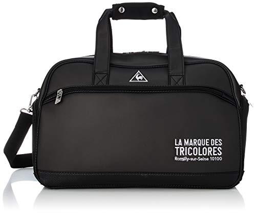 [ルコックスポルティフゴルフ] ゴルフ ボストンバッグ シューズポケット ショルダー付き QQBRJA01 メンズ BK00(ブラック)