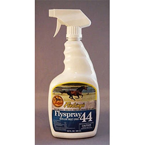 Fiebing Fly400p032z 32-Oz. Horse Fly Spray 44 - Quantity 6 Grooming & Remedy Supplies, Farm Animal