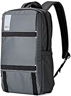 Lowepro Backpack Slim Laptop Backpack with Accessory Organization Case Designed to Protect, Grey, (LP37107-PWW)