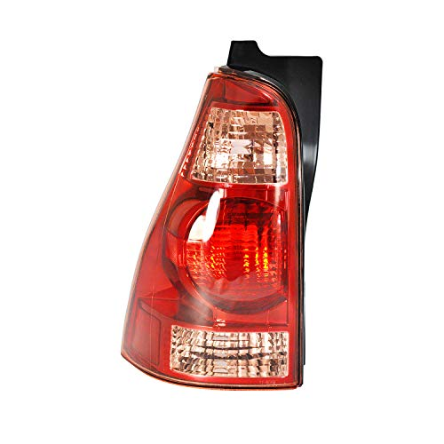 Dependable Direct Driver Side (LH) Tail Light Assembly Compatible with 2003-2005 Toyota 4-Runner -...