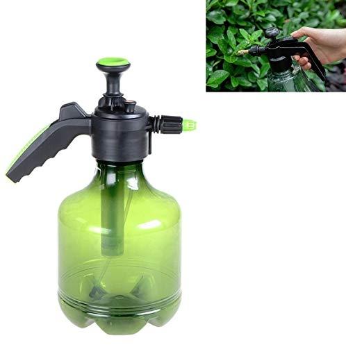 Hanks 'Shop. Flasche 3L Haushalt Kleine Gießkanne Alkohol Desinfektion Bewässerung Sprayer Garten Sprinkler Flasche (Color : Green)