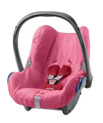 Maxi-Cosi - Sommerbezug für Babyschale CabrioFix und Citi SPS, pink