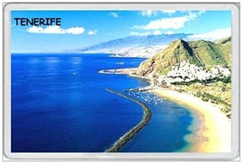 Placa decorativa de Tenerife Islas Canarias España Las Tere