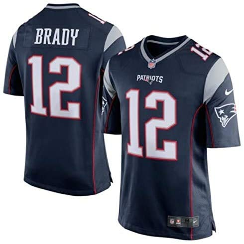 Men's Rugby Jersey - Vipsanius Tom Brady New England Patriots, NFL American Football Jersey