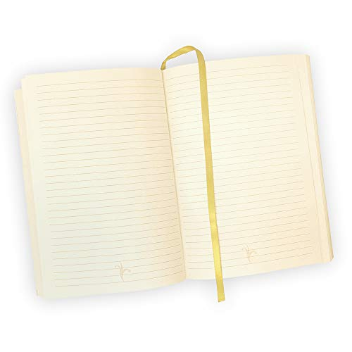 Journal Refill: Thick 400 Page, 6 x 8.25' Fine Italian Paper Journal Refill for 6x8 to 6-9' Journals