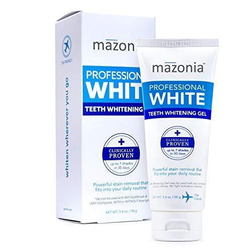 Teeth Whitening Gel 3.4oz   Whitening Booster   Radiant Teeth Whitening Gel   White Teeth Smile   Whitening Gel Professional