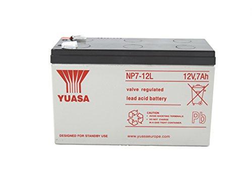 Yuasa NP7-12L - Batería