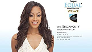 ELEGANCE 18'' - Freetress Equal Synthetic Hair Weave Extensions #P730