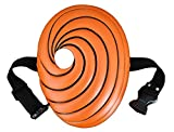 SHOPTREND Obito Mask Costume for Kids Cosplay Gift Halloween Hoodie Prop Accessories