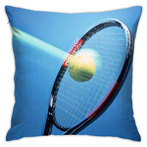 Cuscini Divano Fodera per cuscino, fodera per cuscino da tennis, cuscino decorativo per federa Federe 45X45CM